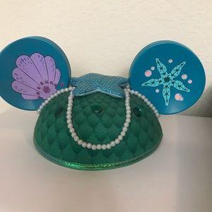 Little Mermaid Mickey Mouse Ears